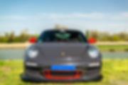 Centre Porsche Rouen - Porsche 911 997 GT3 RS Marius Hanin