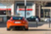 jaguar f-type svr Cars and Coffee ® Normandie Marius Hanin