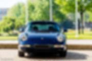 Porsche 911 993 Carrera Cars and Coffee ® Normandie Marius Hanin