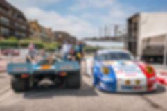 Marius Hanin French Driver Motor1 Porsche Casting Club Normandie Porsche 917 997 911 RSR