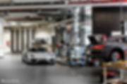 Marius Hanin Musée Porsche - Porsche 918 Spyder