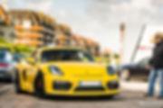 Porsche Casting 2017 - Porsche Cayman GT4