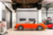Porsche 911 2.4l Targa