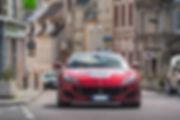 Marius Hanin French Driver Motor1 Tour Auto Peter auto Ferrari Portofino