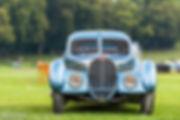 Chantilly Arts & Elegance - Bugatti Type 57S Atlantic