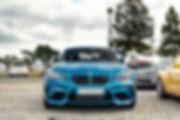 Exclusive Drive Marius Hanin - BMW M2