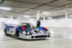 Marius Hanin Musée Porsche - Porsche 917 LH