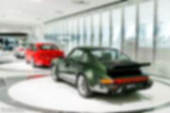 Marius Hanin Musée Porsche