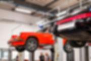 Centre Porsche Rouen - Porsche 911 2.4l S Marius Hanin