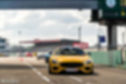 Mercedes AMG GT-S Marius Hanin