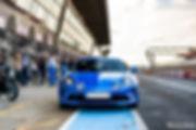 Exclusive Drive Marius Hanin - Alpine A110
