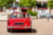 Triumph TR4 Cars and Coffee ® Normandie Marius Hanin