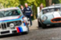 BMW 3.0 CSL & Jaguar Type E