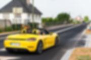 Porsche 718 Boxster S - Porsche Casting - Marius Hanin