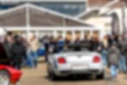 Exclusive Drive Marius Hanin - Bentley Continental Supersport Convertible