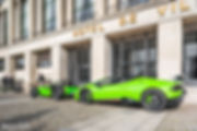 Lamborghini Huracan Performante Spyder Cars and Coffee ® Normandie Marius Hanin