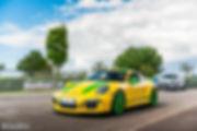 Porsche 911 991 R - Porsche Casting - Marius Hanin