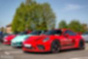 Porsch'Color - Porsche 911 991.2 GT3 & Porsche 911 991.2 Carrera GTS 4 Cabrio Vert Mentis