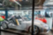 Marius Hanin Musée Porsche - Porsche Boxster