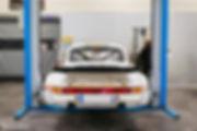 Centre Porsche Rouen - Porsche 911 3.0l RSR Marius Hanin