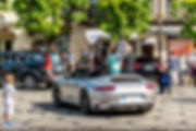 Porsche Casting 2017 - Porsche 911 991 Carrera S Cabrio
