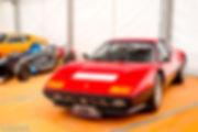 Exclusive Drive Marius Hanin - Ferrari BB512