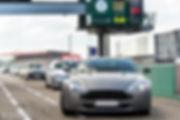 Aston Martin V8 Vantage Marius Hanin