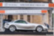 Chantilly Arts & Elegance - Mercedes SLR Vision