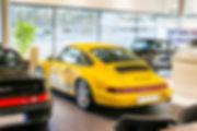 Centre Porsche Rouen - Porsche 911 964 Carrera RS Marius Hanin