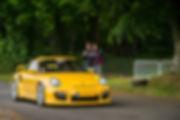 Marius Hanin French Driver Motor1 Porsche Casting Club Normandie Porsche 911 997 GT2