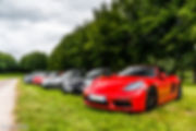 Porsche Club Normandie - Porsche 718 Boxster S