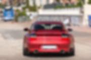 Marius Hanin French Driver Motor1 Porsche Casting Club Normandie Porsche 911 996 GT2