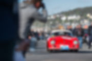 Marius Hanin French Driver Motor1 Tour Auto Peter auto Porsche 356 Speedster