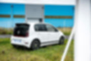 French Driver Volkswagen Up! GTI Touquet Le Havre Marius Hanin