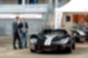 Exclusive Drive Marius Hanin - Ford GT40