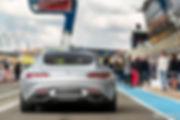 Exclusive Drive Marius Hanin - Mercedes AMG GT-S