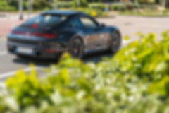 Marius Hanin French Driver Motor1 Porsche Casting Club Normandie Porsche 911 992 Carrera S