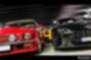 Aston Martin V8 Vantage / Aston Martin V12 Vantage / Lamborghini Gallardo Superleggera