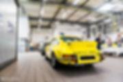 Porsche 911 2.7l Carrera RS - 70 ans Porsche - Centre Porsche Rouen - Marius Hanin