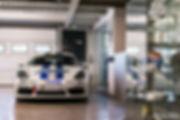 Centre Porsche Rouen - Porsche 718 Cayman Cup Marius Hanin