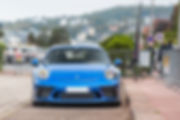 Marius Hanin French Driver Motor1 Porsche Casting Club Normandie Porsche 911 991 GT3 Touring
