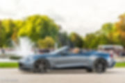 Chantilly Arts & Elegance - Aston Martin Vanquish Volante Zagato