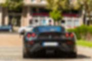 Ferrari 430 Scuderia Cars and Coffee ® Normandie Marius Hanin