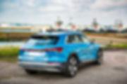 Audi E-Tron Quattro 55 French Driver Groupe Hecquet Auto Concept Le Havre Marius Hanin