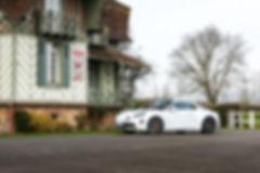 French Driver Alpine A110 S Deauville Circuit EIA Pont l'évêque Marius Hanin