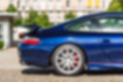Cars and Coffee ® Normandie - Porsche 911 996 GT3