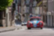 Marius Hanin French Driver Motor1 Tour Auto Peter auto Porsche 356