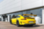 Centre Porsche Rouen - Porsche 911 991 GT3 RS Marius Hanin
