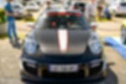 Centre Porsche Rouen - Porsche 911 997 GT2 Marius Hanin