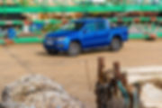 Volkswagen Amarock V6 French Driver